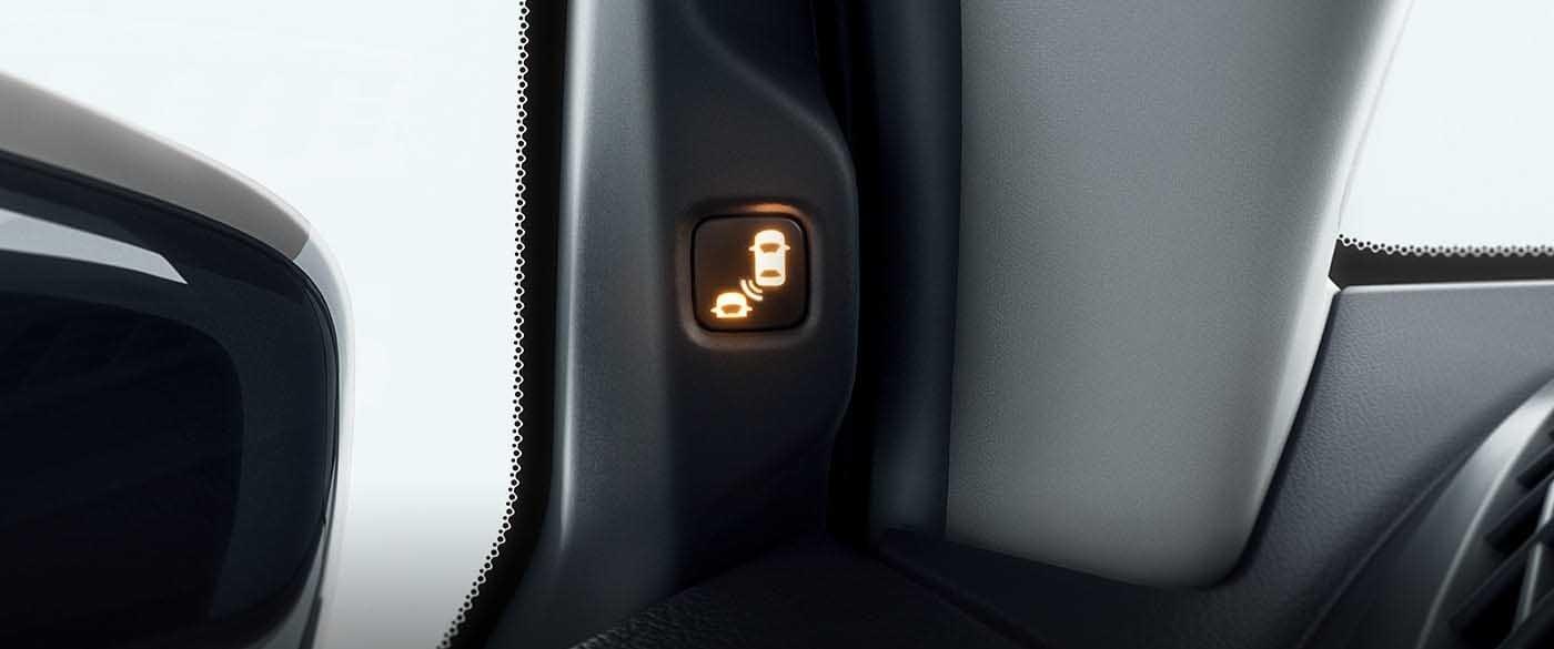 2018 Honda Odyssey Blind Spot Monitoring System