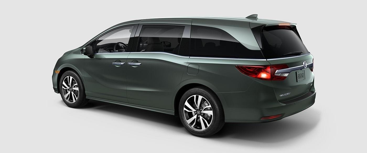 2018 Honda Odyssey Fuel Tank