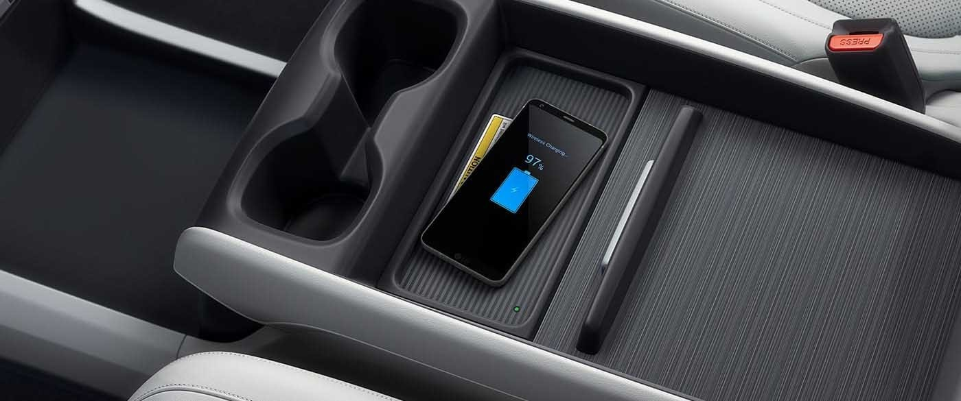 2018 Honda Odyssey Wireless Charging