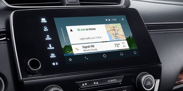 Honda Satellite-Linked Navigation
