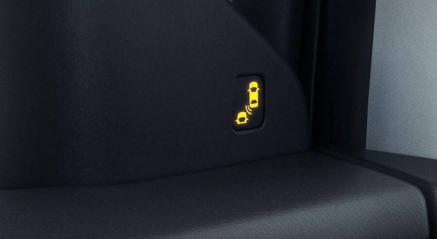 2017 Honda Pilot blind spot monitoring