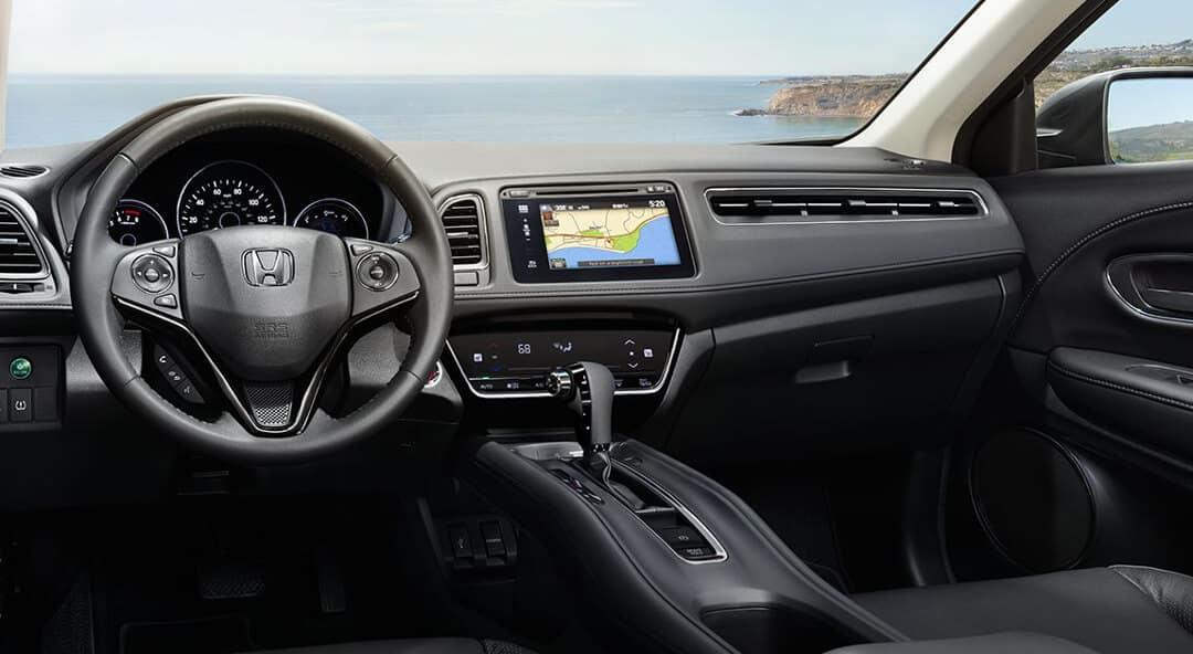 2018 Honda HR-V Dash