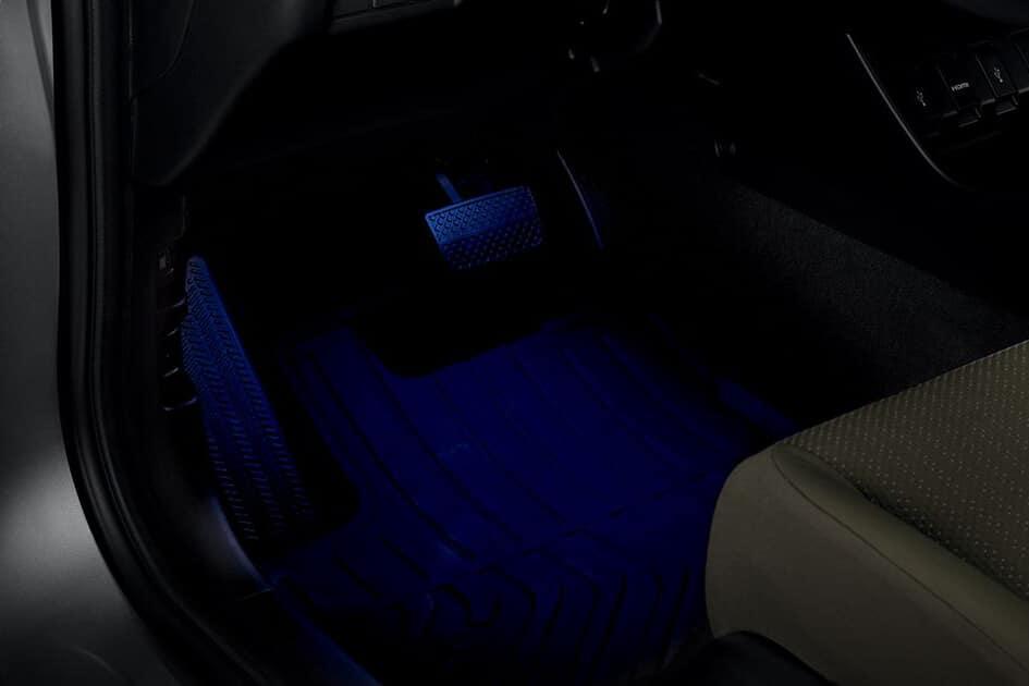 2018 Honda HR-V Illuminated Interior