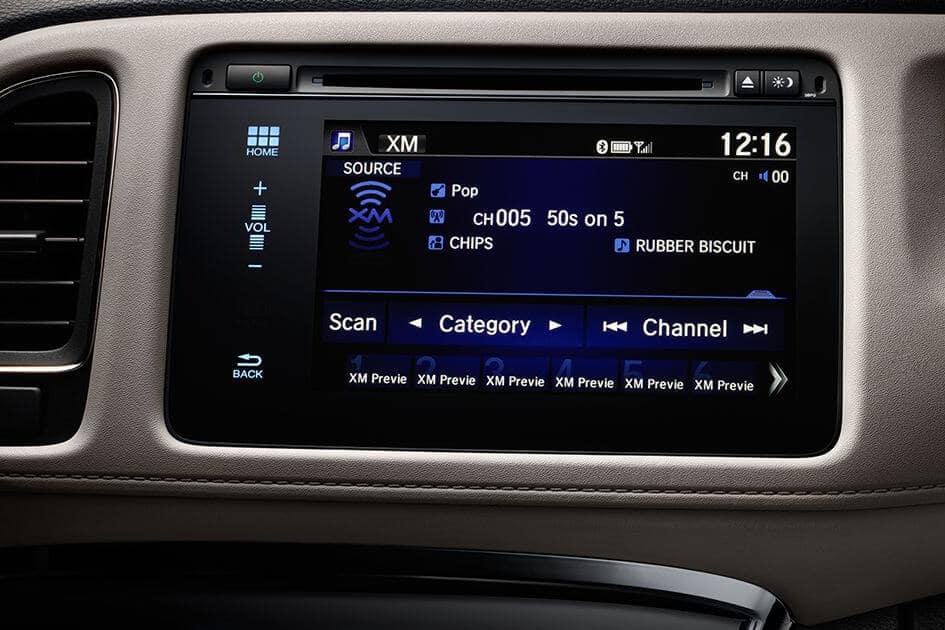 2018 Honda HR-V XM Radio