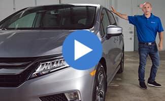 2018 Honda Odyssey Walk Away Auto Lock