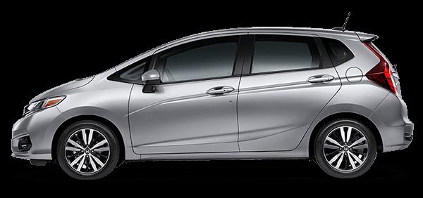 2018 Honda Fit Silver