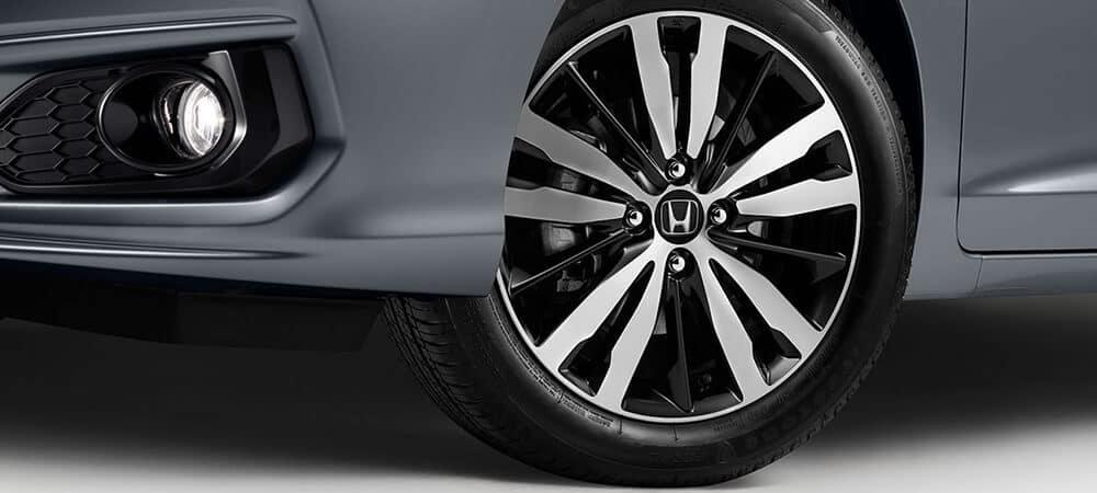 2018 Honda Fit Wheel