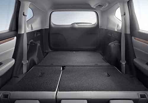 2018 Honda CR-V 60 40 Split Seating