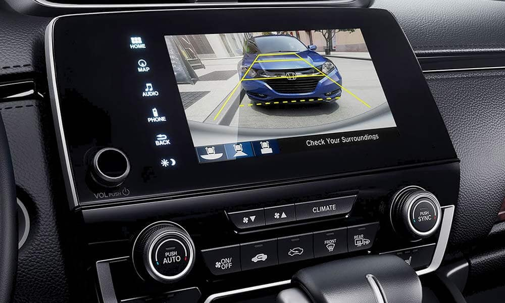 2018 Honda CR-V Technology Multi Angle Rearview Camera