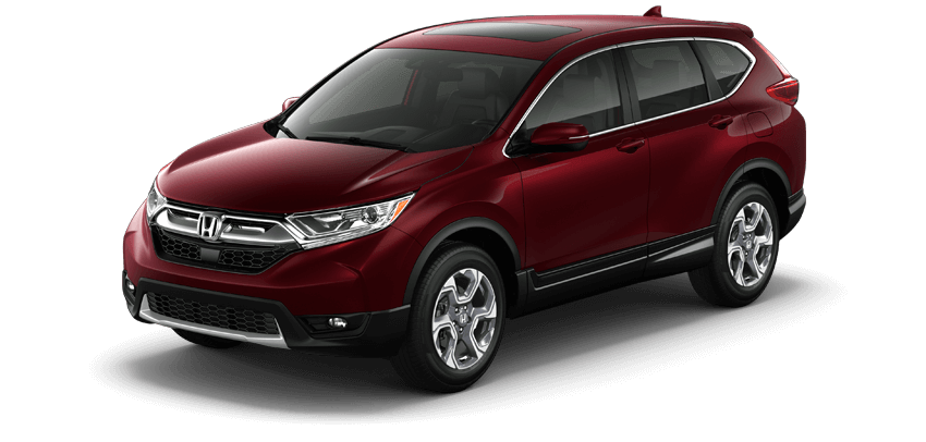 2018 Honda CR-V All-Wheel Drive