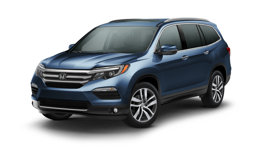 2018 Honda Pilot All-Wheel Drive