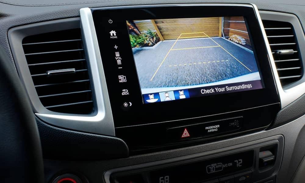 2018 Honda Pilot Rearview Camera