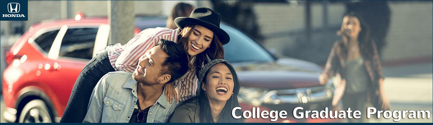 Mid-Michigan Honda Dealers College Graduate Program