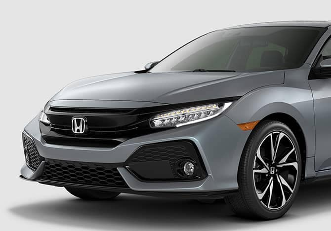 2018 Honda Civic Hatchback