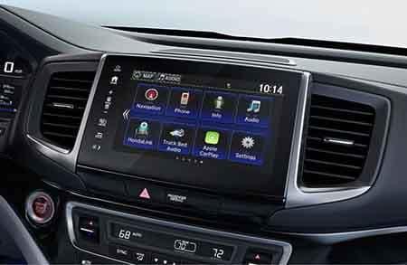 2018 Honda Ridgeline Display Screen