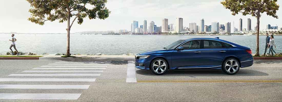2018 Honda Accord Blue