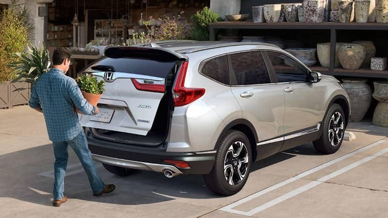 2018 Honda CR-V Hands-Free Access Power Tailgate