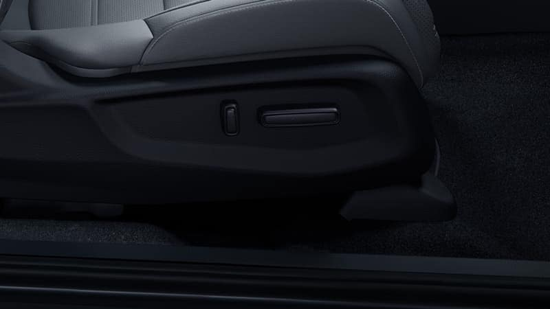 2018 Honda CR-V Power-Adjustable Seating