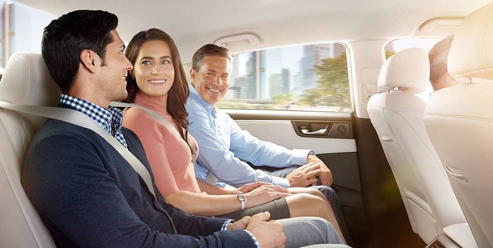 2018 Honda Clarity Passengers