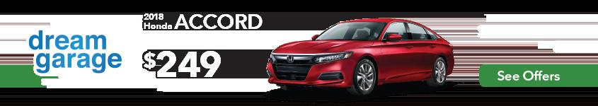 Mid-Michigan Honda Dream Garage Spring Event