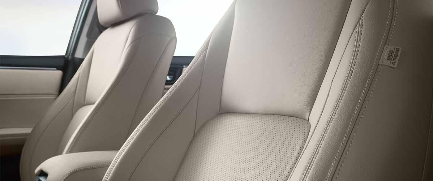 2018 Honda Clarity Plug In Hybrid Leather Trimmed Seats
