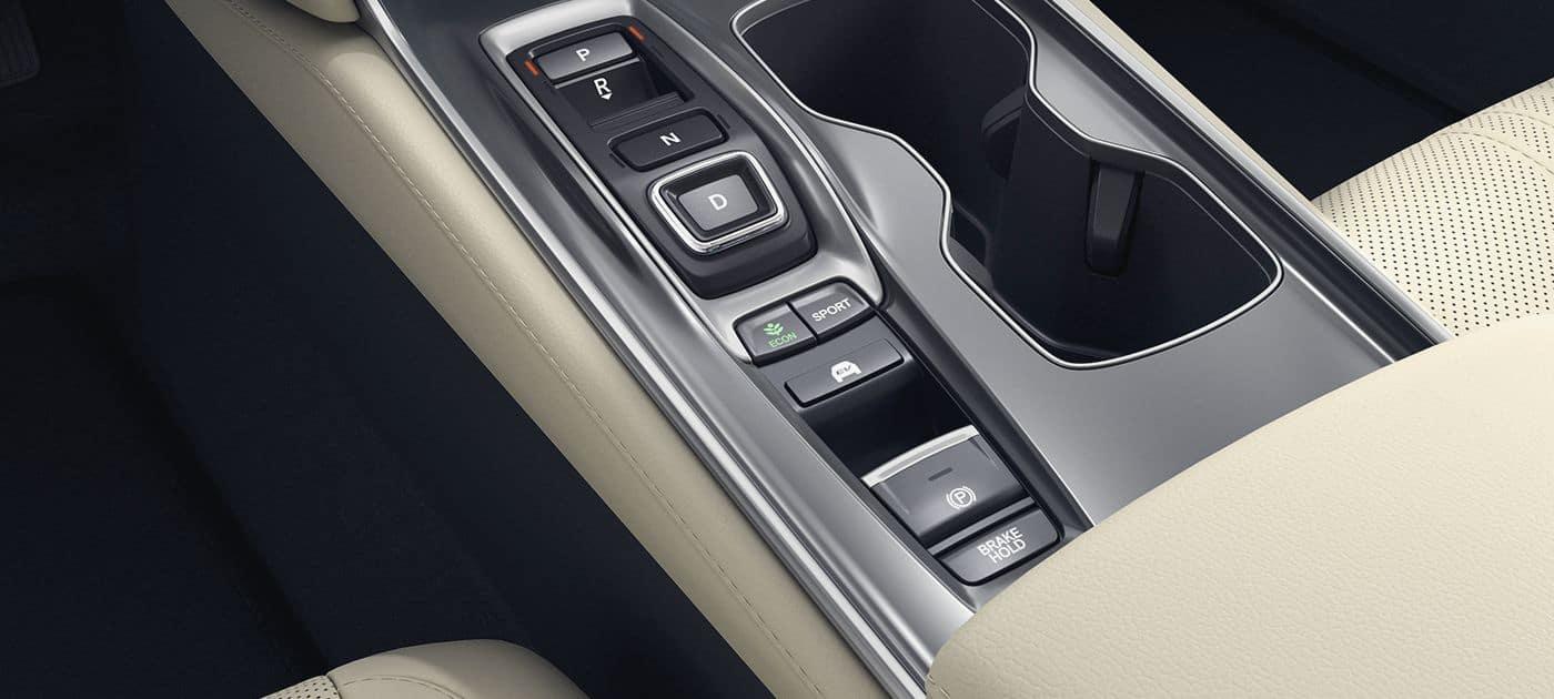 2018 Honda Accord Hybrid 3 Mode Drive System