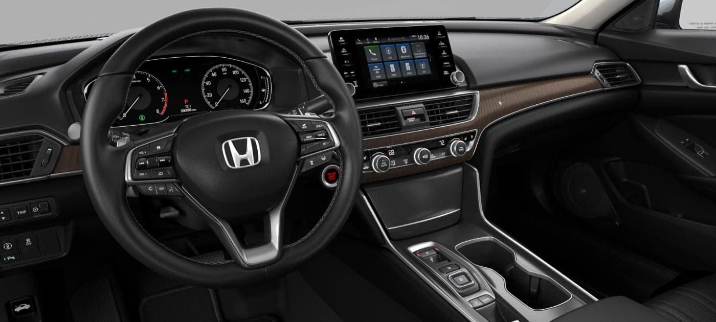 2018 Honda Accord Hybrid Cockpit