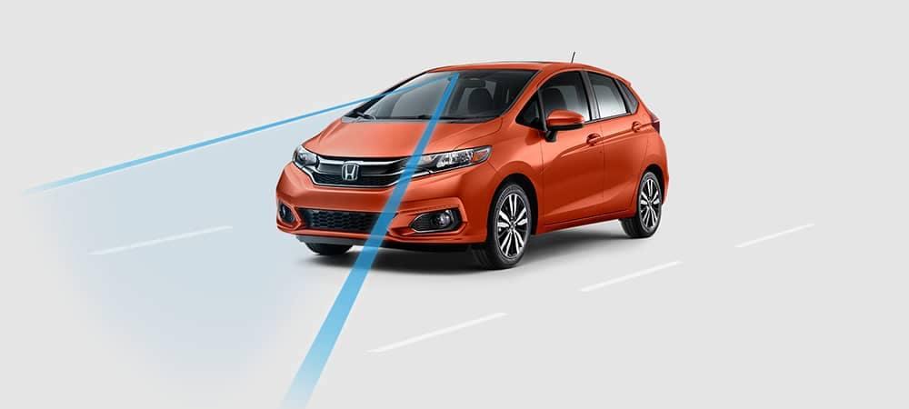 2019 Honda Fit Sensing