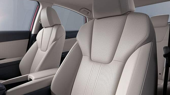 2019 Honda Insight Front Seats