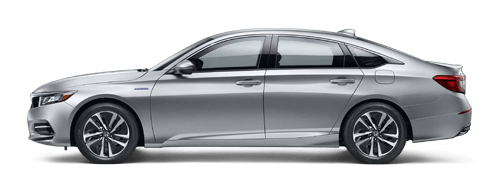 Honda Accord Hybrid Button
