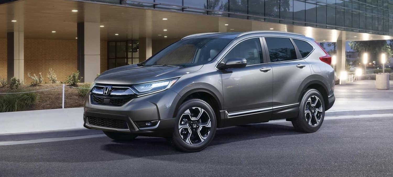 2018 Honda HR-V Parked on road