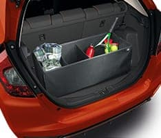 2019 Honda Fit Box Cargo