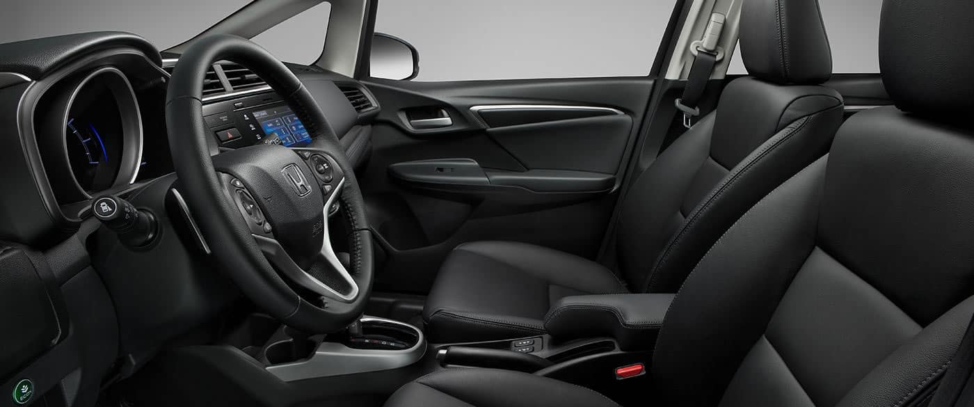 2019 Honda Fit Seatings