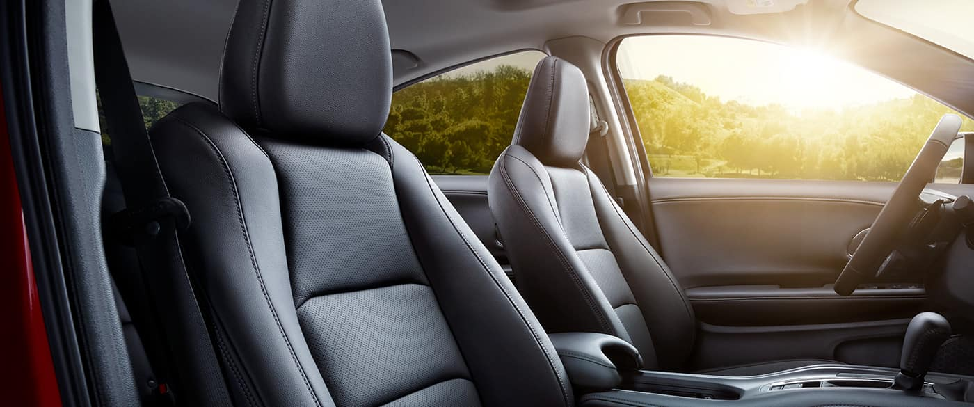 2019 Honda HR-V Front Seats