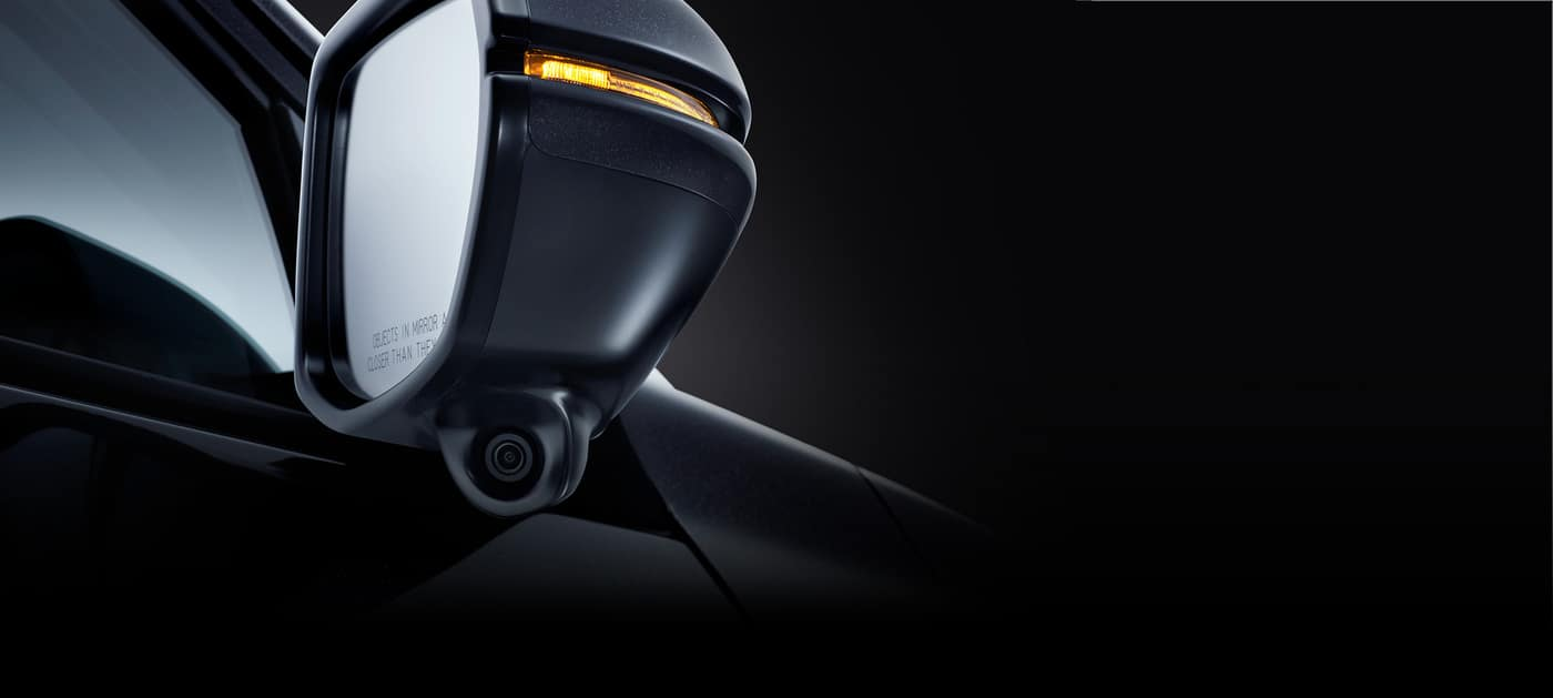 2019 Honda HR-V Passenger Camera