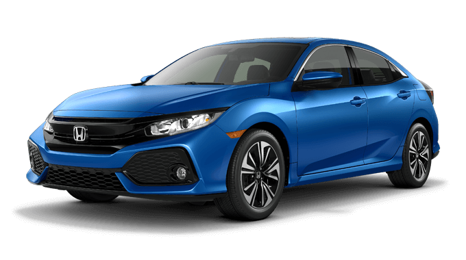 2019 Honda Civic Hatchback EX-L