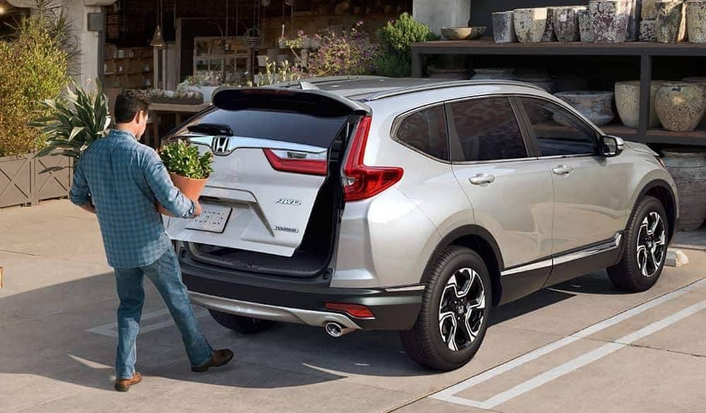 2019 Honda CR-V Liftgate