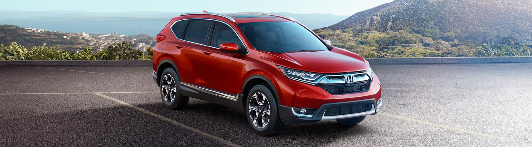 2019 Honda CR-V Slider