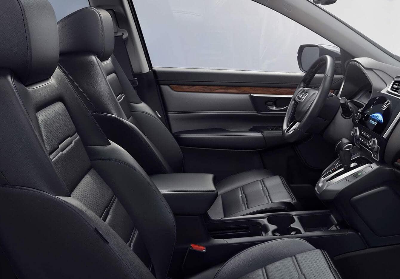 2019 Honda CR-V AWD Interior Front Cabin Passenger Side