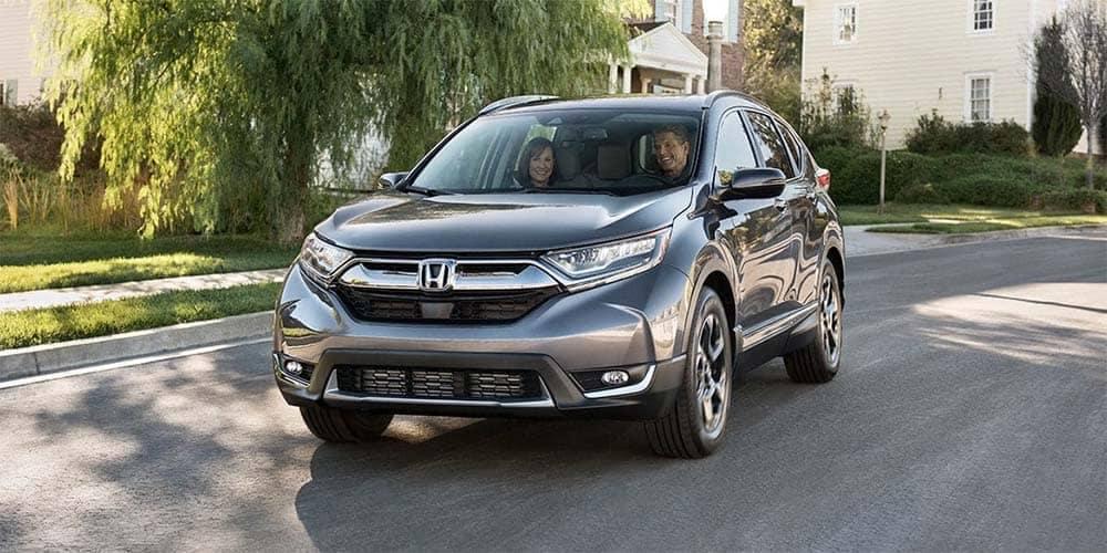 2019 Honda CR-V Driving