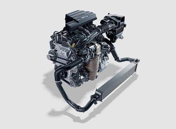 2019 Honda CR-V Engine Options