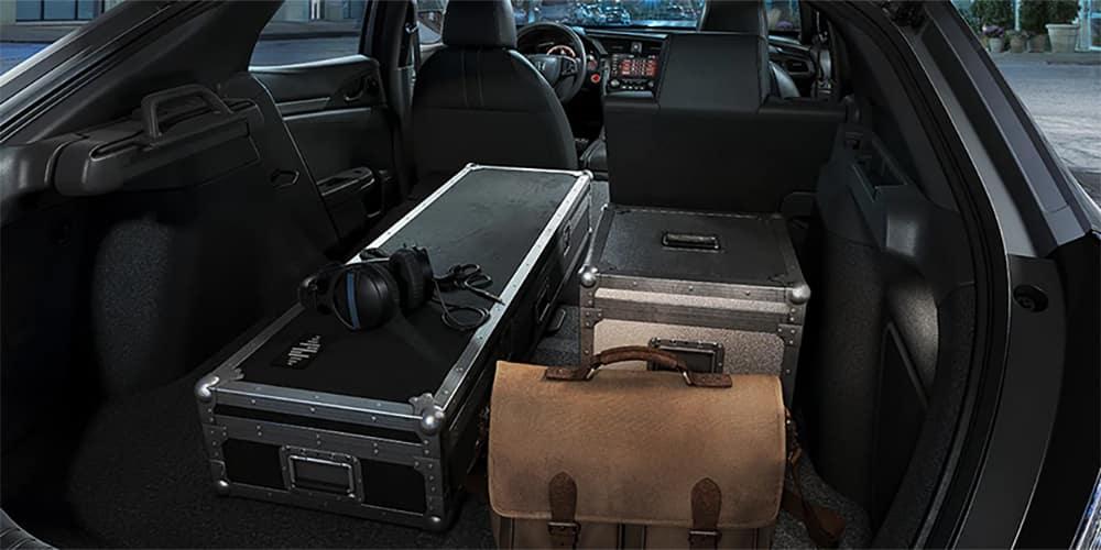 2019 Honda Civic HB Cargo Space