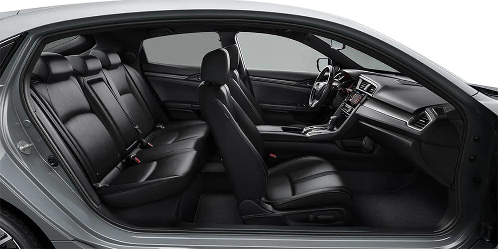 2019 Honda Civic HB Passenger Space