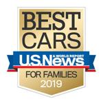 Honda Odyssey U.S. News 2019 Best Minivan for Families