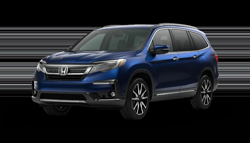 2019 Honda Pilot All-Wheel Drive Hero Image