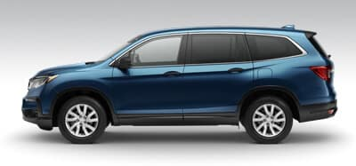 Honda Pilot Models Page Button