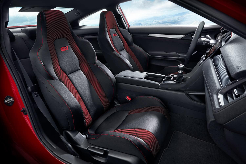 Take A Look Inside The 2020 Honda Civic Si Interior