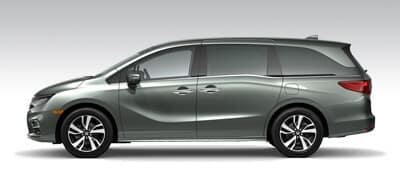2020 Honda Odyssey Models Page Item