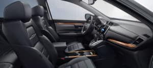 2020 Honda CR-V Interior Seating Passenger Side