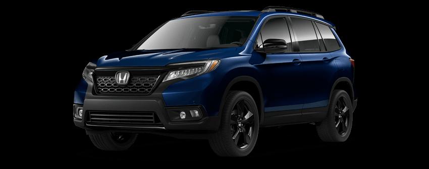 2020 Honda Passport AWD Jellybean